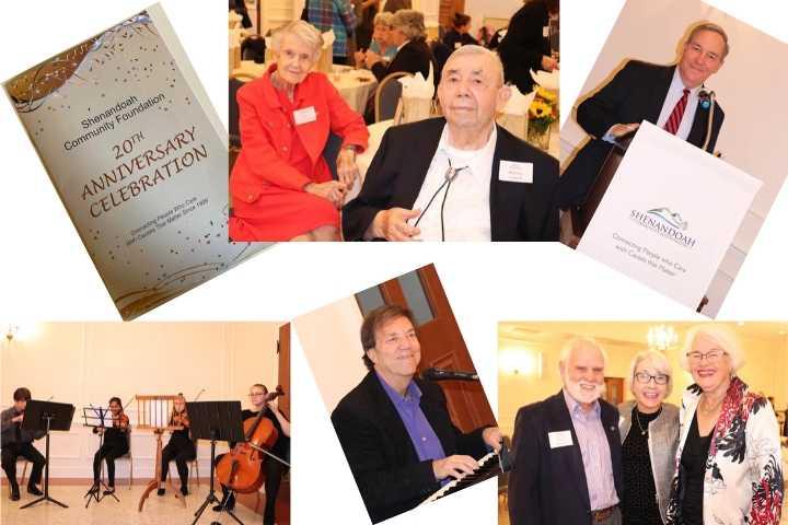 Shenandoah Community Foundation 20th Anniversary Event