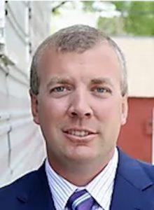 Brandon Keller, SCF Board