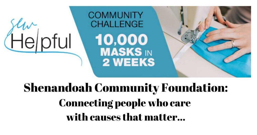 Valley Health needs face masks