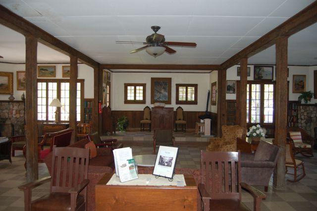 Art Hall at Shrine Mont